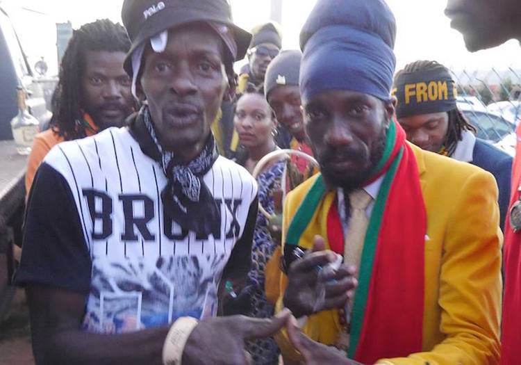 Gully Bop and Sizzla