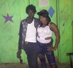 Gully Bop and fiancee Shauna Chin