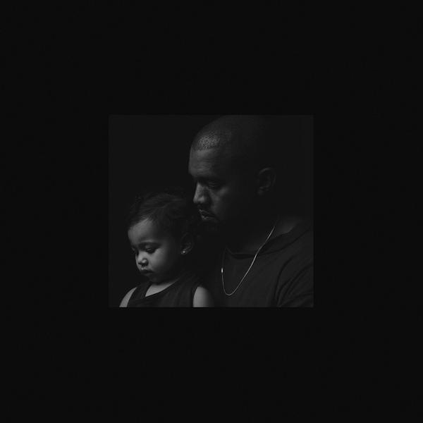 Kanye Only One artwork