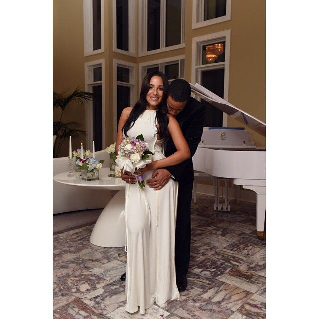 Ludacris and Eudoxie wedding