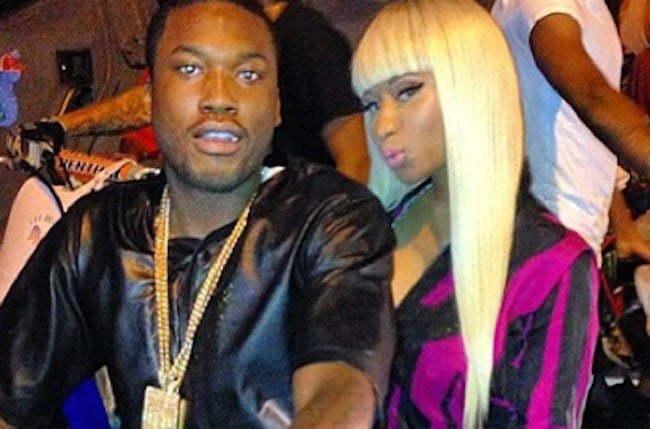 Meek Mill and Nicki Minaj split