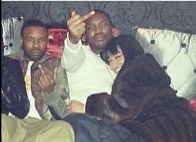 Nicki Minaj and Meek Mill dating