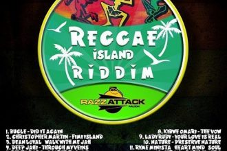 Reggae Island Riddim Mix [Audio]