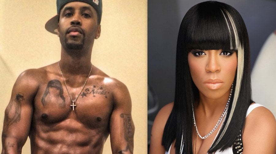 Safaree and K Michelle