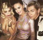 Katy Perry and Rita Ora