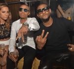 Usher, Bow Wow, Erica Mena