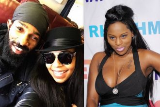 Foxy Brown Dissing Ashanti Over Spragga Benz