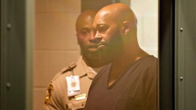 Suge Knight arrest