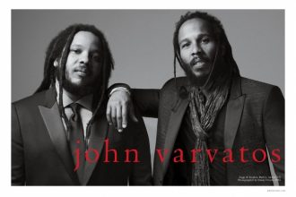 Ziggy Marley, Stephen Marley Tapped For John Varvatos Spring 2015 Campaign