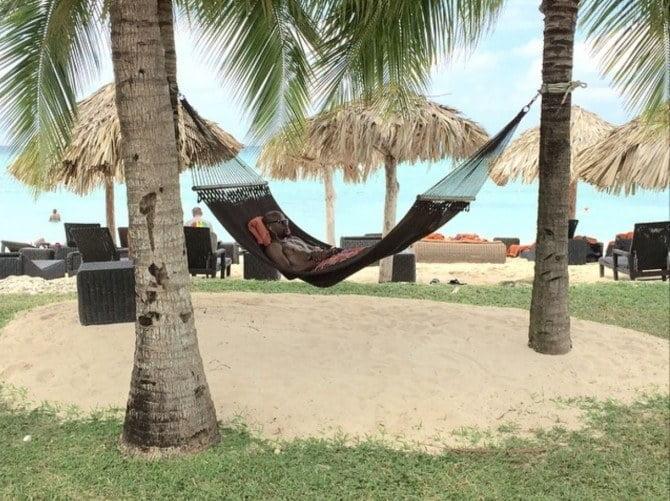 Floyd Mayweather in Jamaica