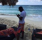 Mayweather in Jamaica