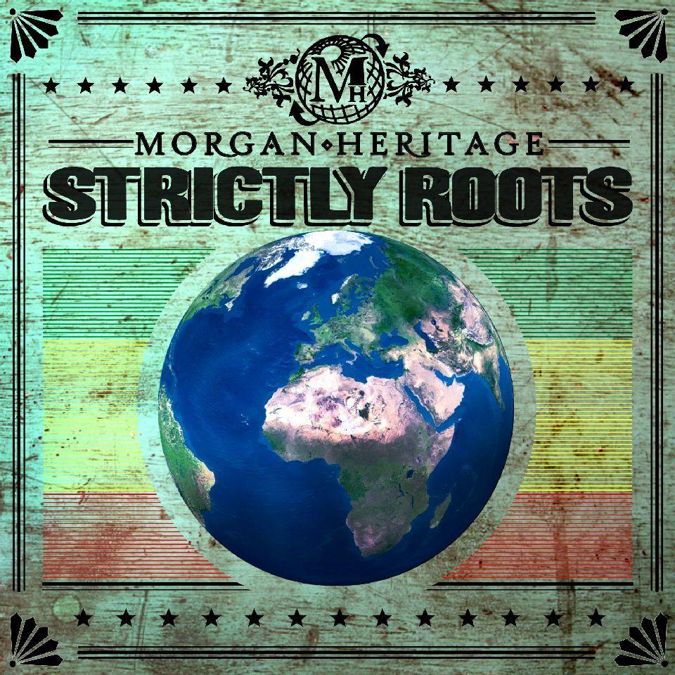 Morgan Heritage Album cover