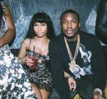 Nicki Minaj Meek Mill party