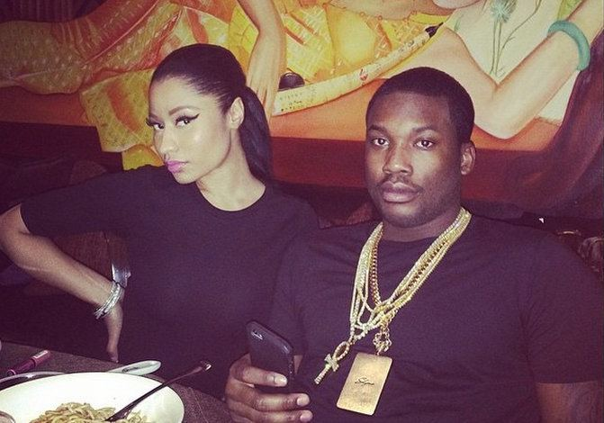Nicki Minaj and Meek Mill date