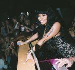 Nicki Minaj pre grammy party