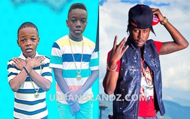 Vybz Kartel Sons Diss Popcaan In New Song