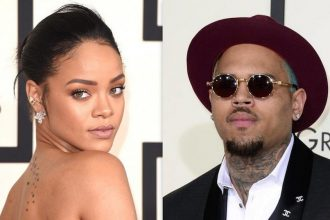 Now Its Chris Brown's Turn To Take Shots At Rihanna In New Song