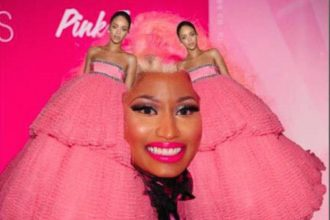 Rihanna Pink Gown At Grammys Spark Meme Frenzy