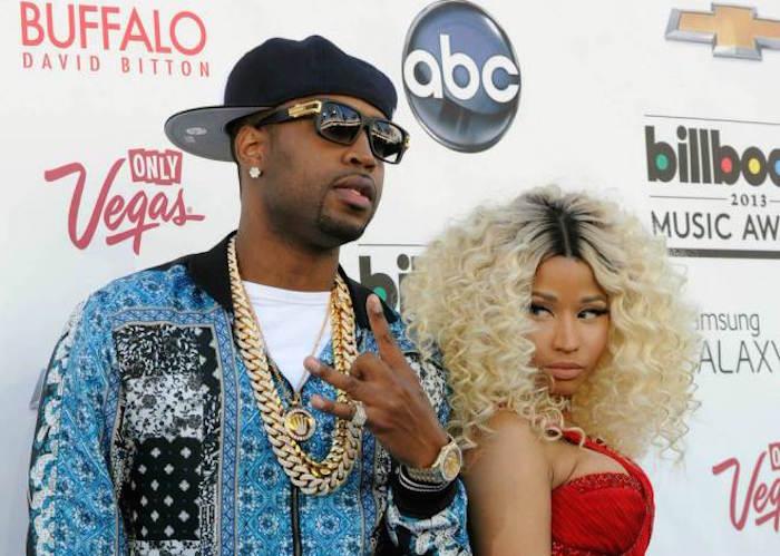 Nicki Minaj N Meek Mill Hookup