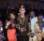 Vybz Kartel sons Youth Views Awards
