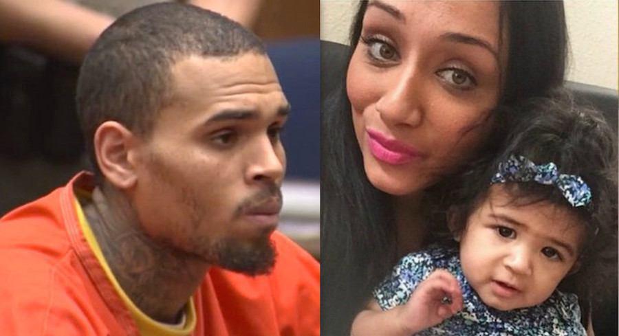 Chris Brown Royalty and Nia