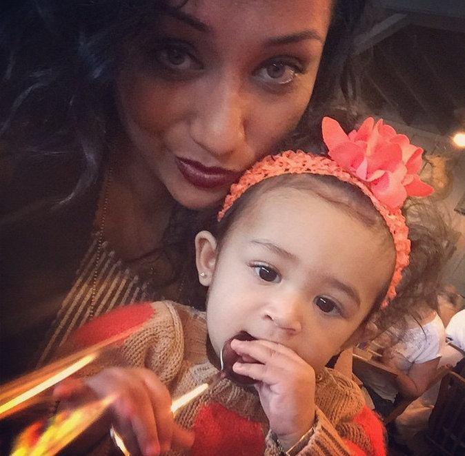 Chris Brown daughter | Urban Islandz