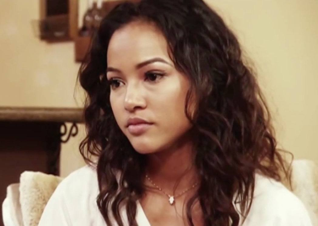 Karrueche Tran OWN Interview