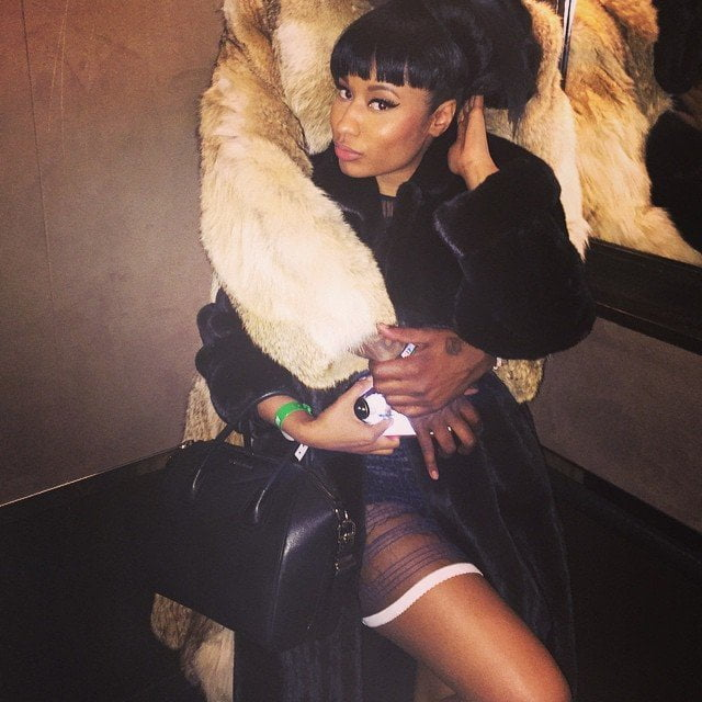 Meek and Nicki Minaj