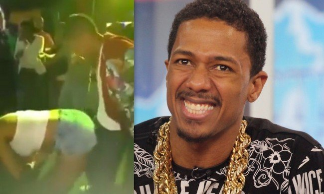 Nick Cannon Wild 'N Out In Jamaica Daggering Females