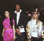 Nicki Minaj Meek Mill and Dej Loaf photo