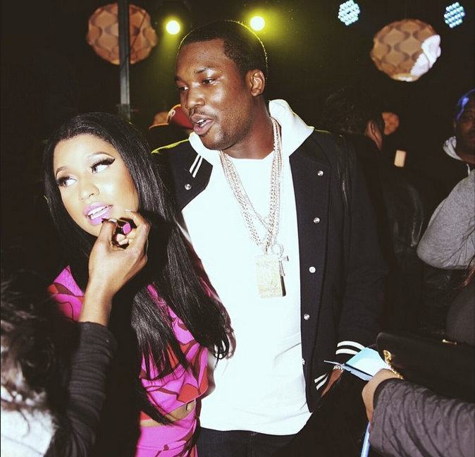 meek mill and nicki dating