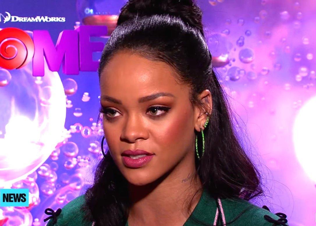 Rihanna talks Dior
