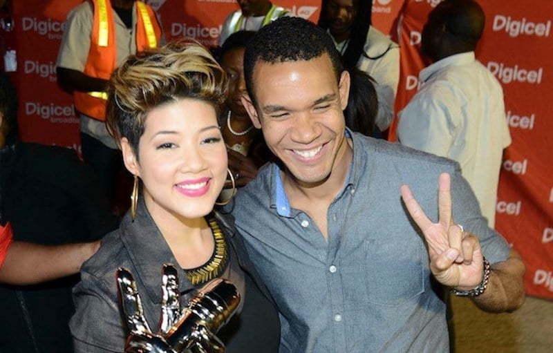 Tessanne Chin and husband Michael Cuffe