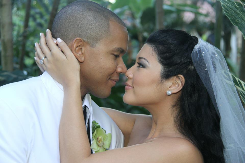 Tessanne Chin wedding photo