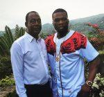 50 Cent in Jamaica montego bay mayor