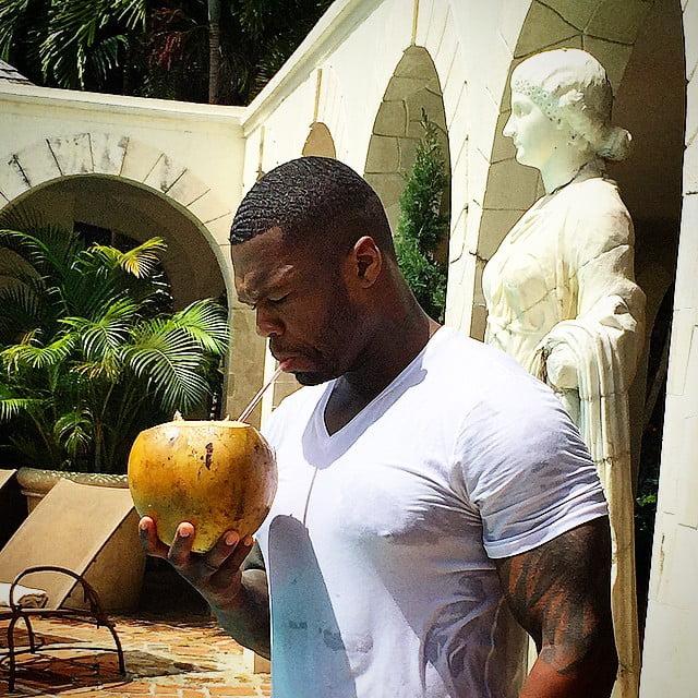 50 Cent in Jamaica