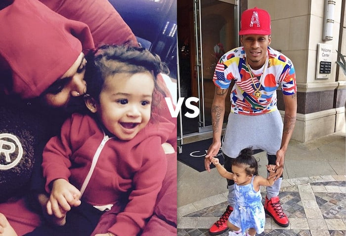 Chris Brown Royalty and King Ba