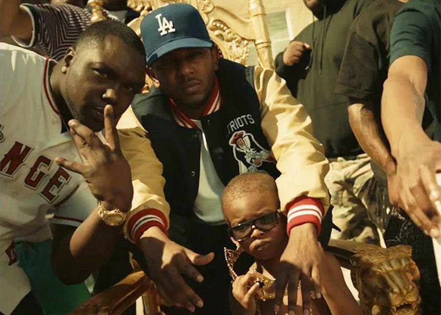 Kendrick Lamar king kunta video