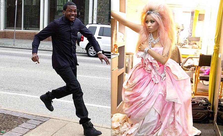 Meek Mill and Nicki Minaj wedding