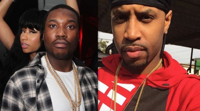 "Safaree Dissing Meek Mill & Nicki Minaj On New Song ""Lifeline"""