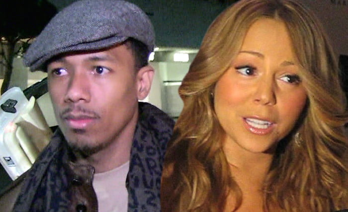 Nick Cannon and mariah