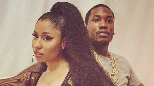Nicki Minaj and Meek Mill not engaged