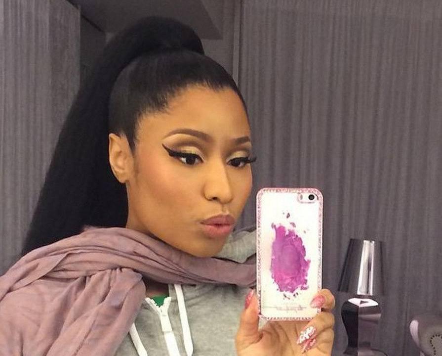 Nicki Minaj on TIDAL