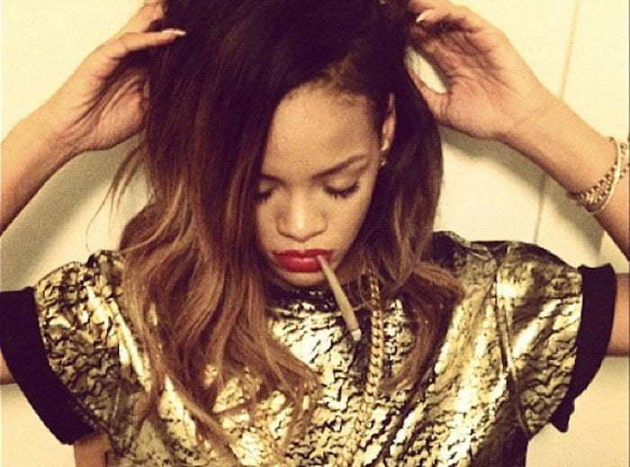 Rihanna James Joint