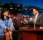 Rihanna interview Jimmy Kimmel