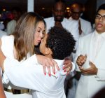 Tina Knowles Richard wedding Julez