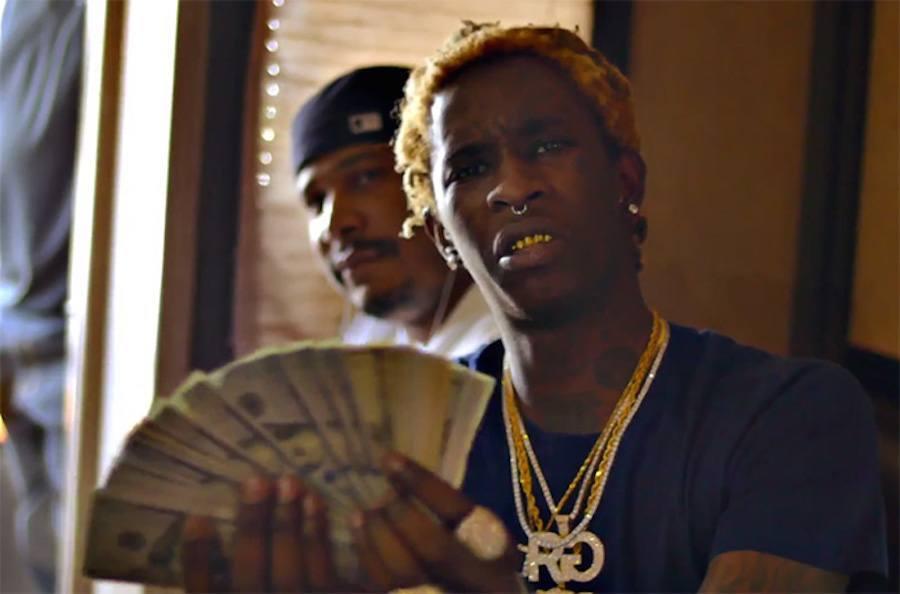 Young Thug Check Video