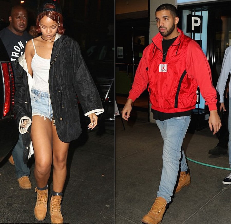 The best: is rihanna dating drake or chris brown