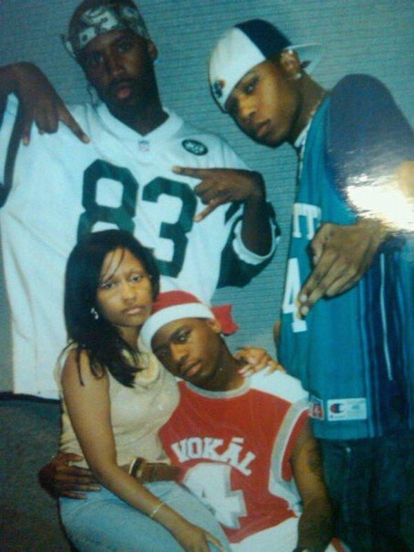 Hoodstar rap group Nicki Minaj