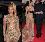 MET Gala 2015 Jay Z and Beyonce